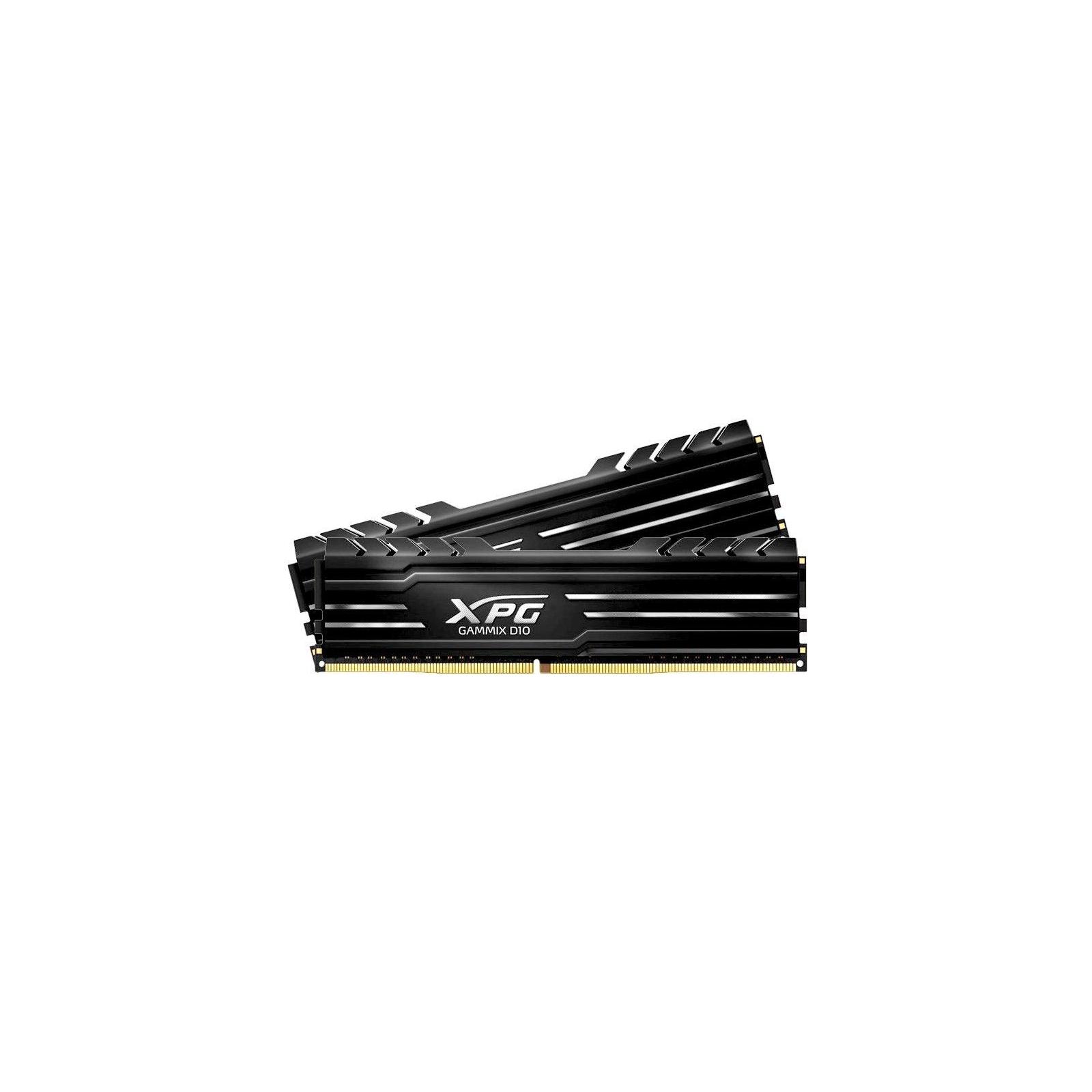 Модуль памяти для компьютера DDR4 32GB (2x16GB) 3200 MHz XPG Gammix D10 Black ADATA (AX4U3200316G16-DB10) изображение 2