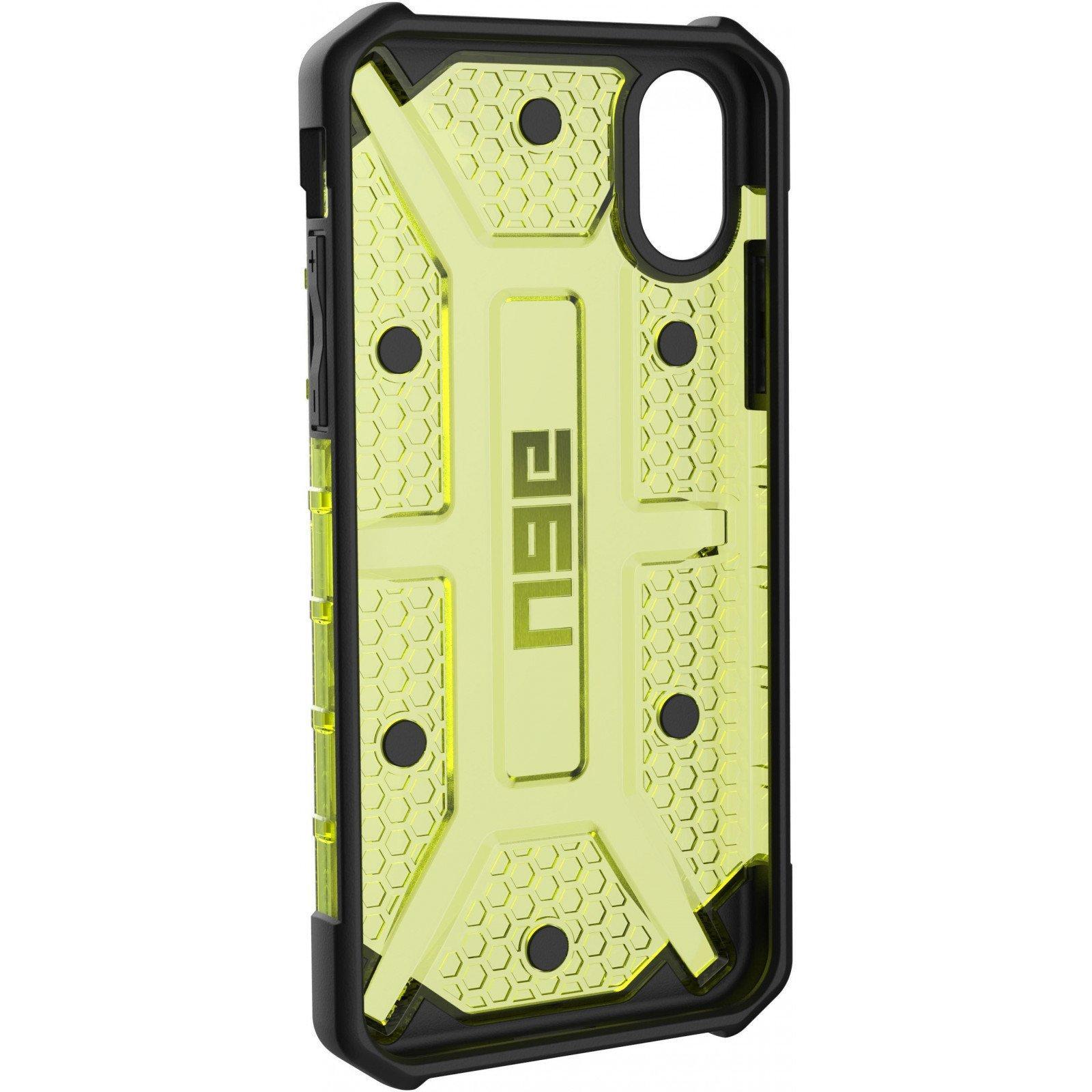 Чехол для моб. телефона Urban Armor Gear iPhone X Plasma Citron (IPHX-L-CT) изображение 2