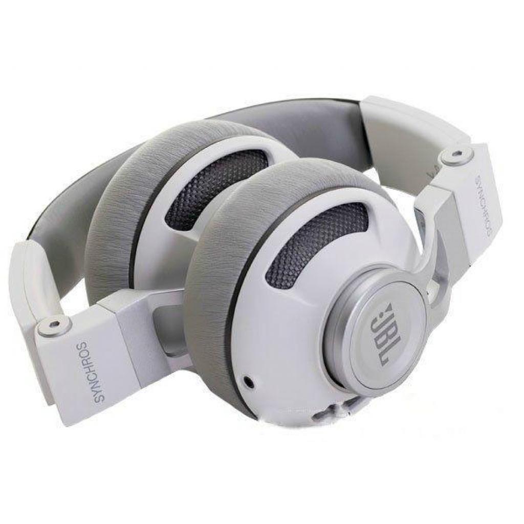 Наушники JBL Synchros S300 A White/Silver (SYNOE300AWNS) изображение 3