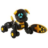 Інтерактивна іграшка WowWee Маленький щеня Чіп (чорний) (W2804/3819)
