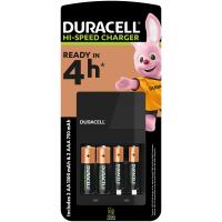 Зарядний пристрій для акумуляторів Duracell CEF14 + 2 rechar AA1300mAh + 2 rechar AAA750mAh (5004990)