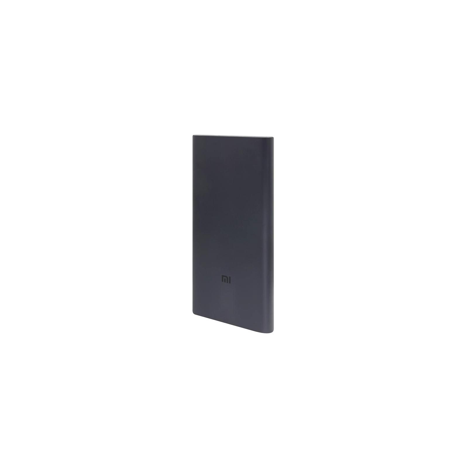 Батарея универсальная Xiaomi Mi Power bank 3 10000mAh QC3.0(Type-C), QC2.0(USB) Black (PLM12ZM-Black) изображение 3