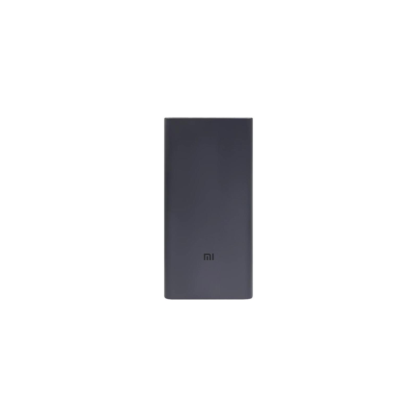 Батарея универсальная Xiaomi Mi Power bank 3 10000mAh QC3.0(Type-C), QC2.0(USB) Black (PLM12ZM-Black)