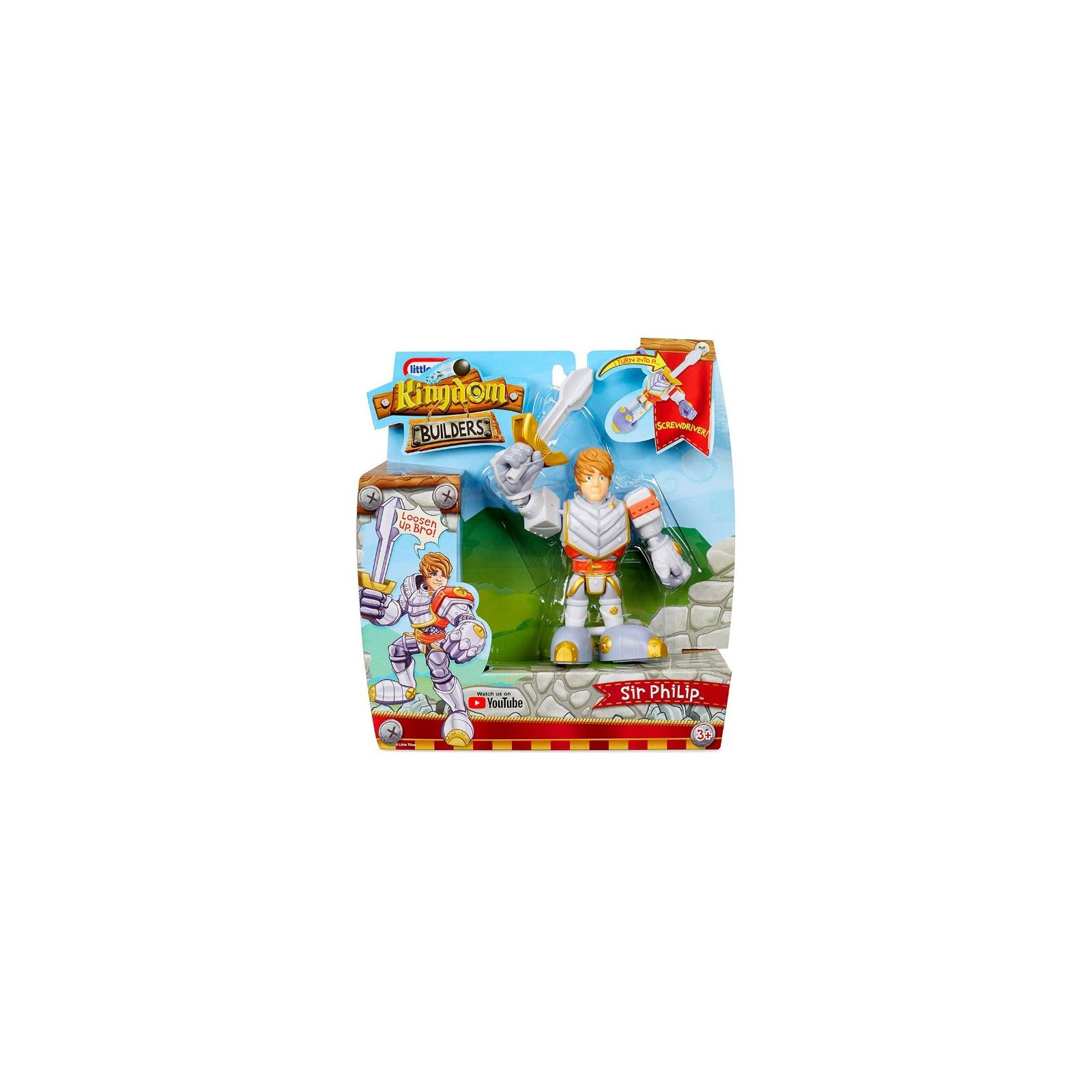 Трансформер Kingdom Builders Сэр Филипп (647659) изображение 4