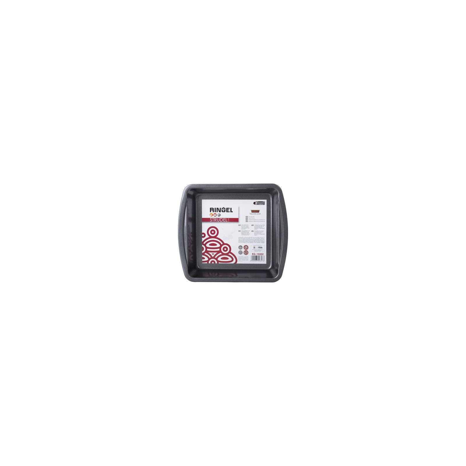 Форма для выпечки Ringel Strudel прямоугольная 26 х 23.5 х 4.5 см (RG-10202)