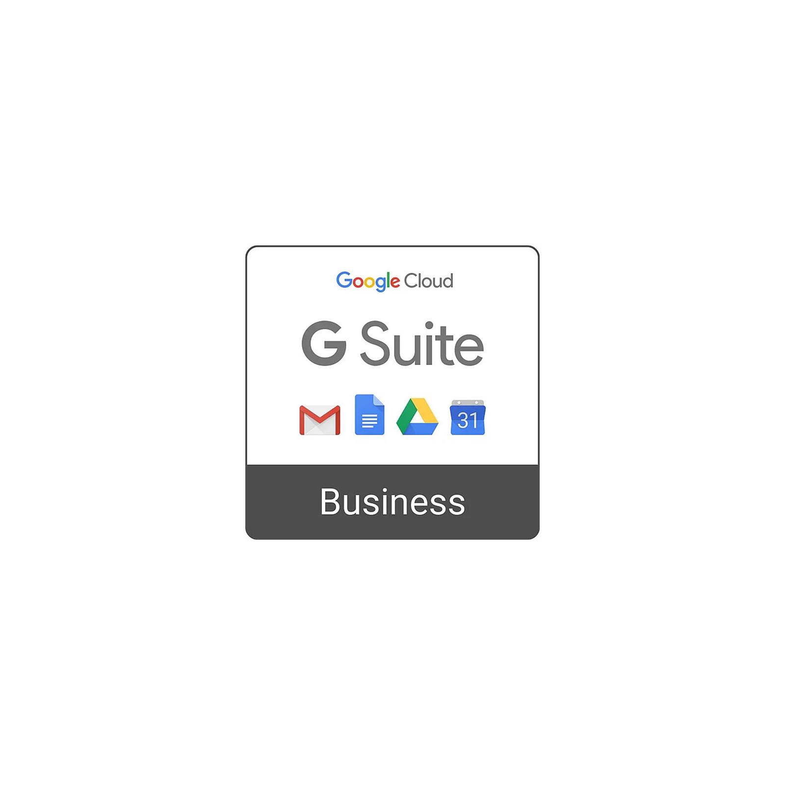 Офісний додаток Google G Suite Business (Google Apps Unlimited) 1 обліковий запис, (G Suite Business 1місяць)