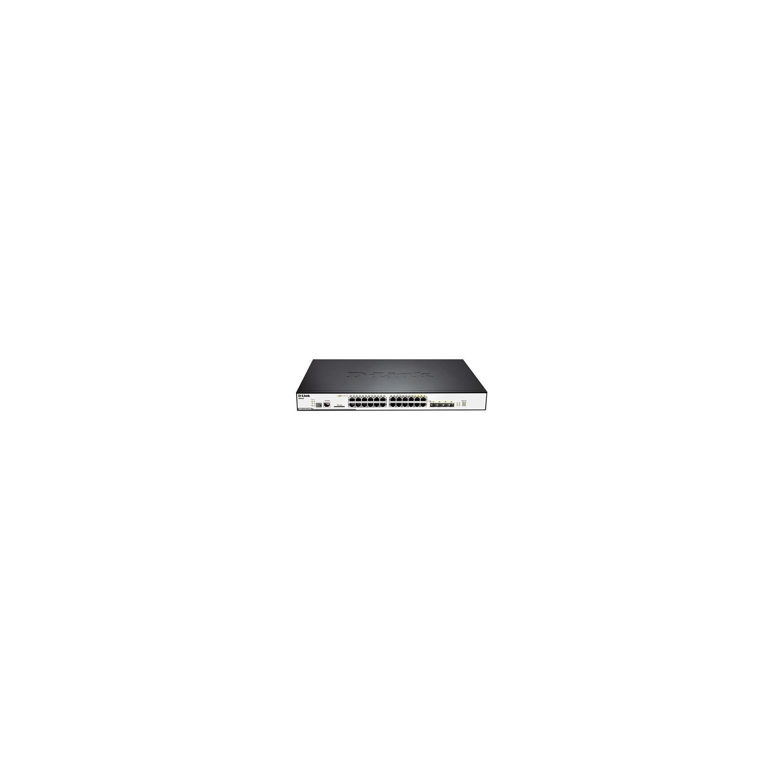 Коммутатор сетевой D-Link DGS-3120-24PC