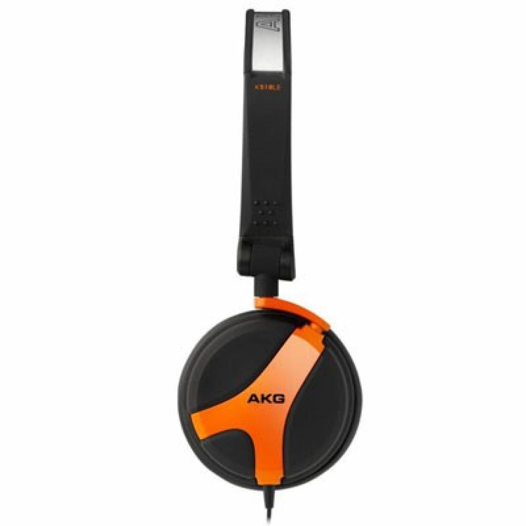 Наушники AKG K 518 LE помаранчовий (K518LEORN)