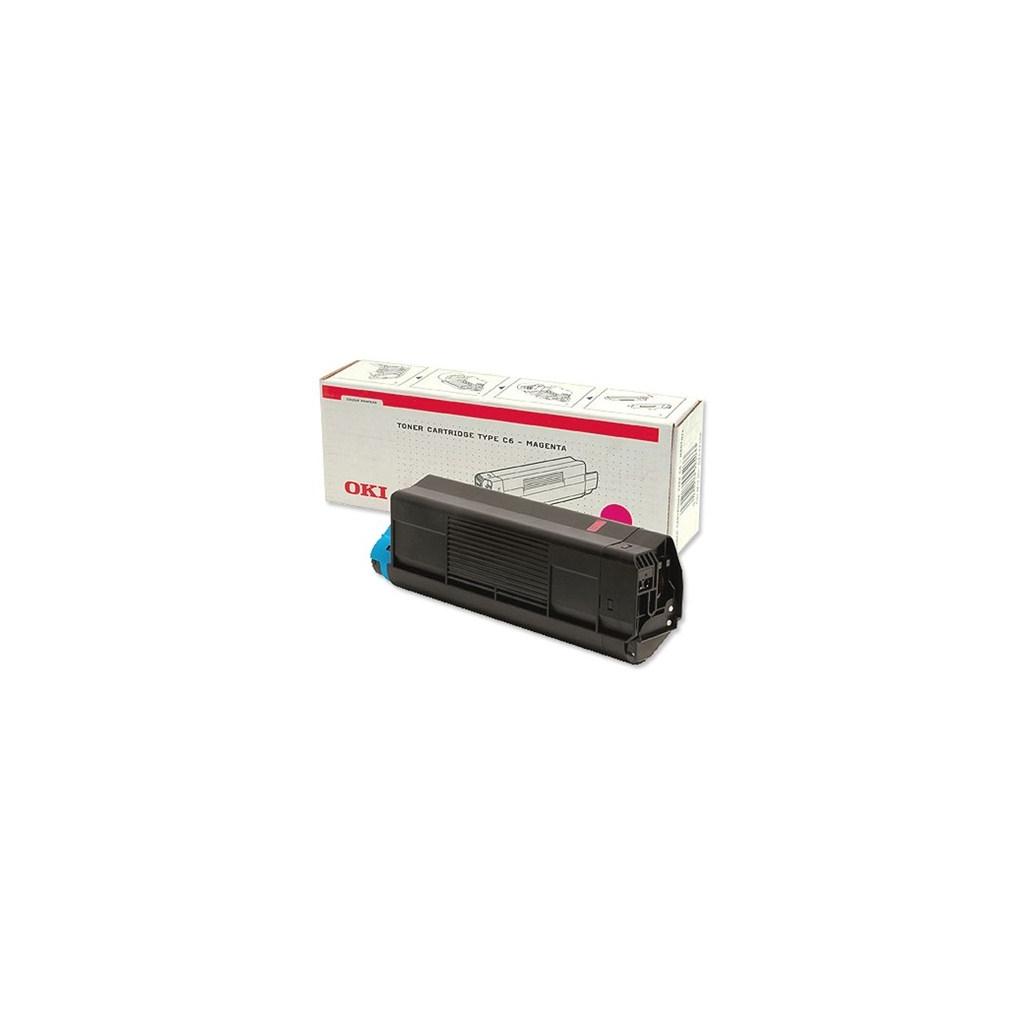 Тонер-картридж OKI C3100 magenta (42804575)