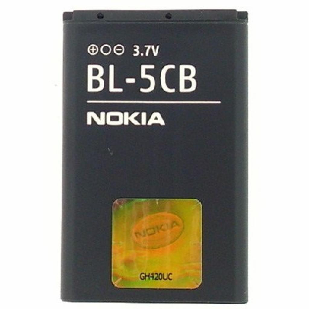 Аккумуляторная батарея Nokia BL-5CB