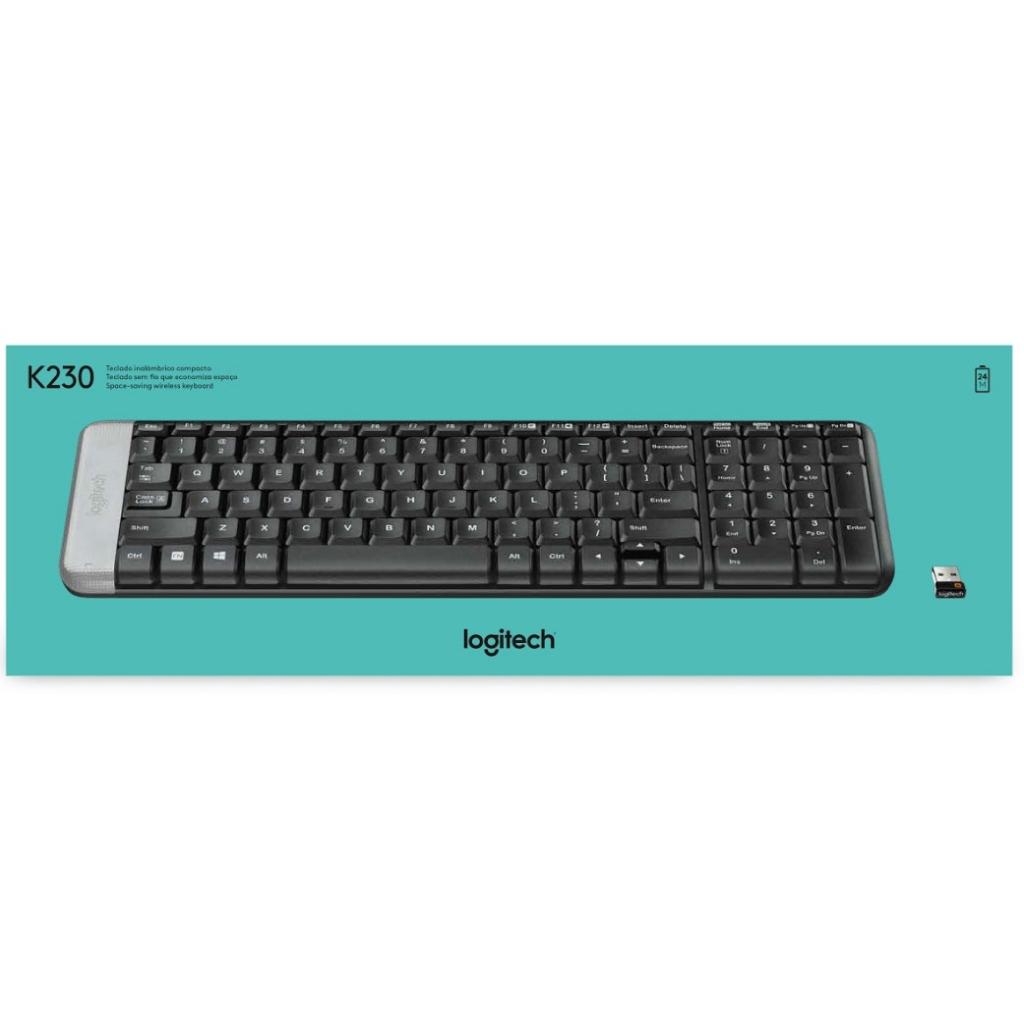 Клавиатура Logitech K230 WL (920-003348) изображение 3