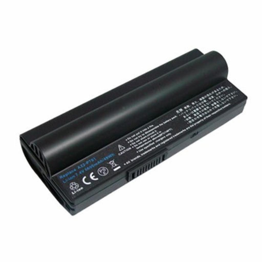 Аккумулятор для ноутбука Asus A22-700 EEE PC 700 BatteryExpert (A22-P701 BL 104)