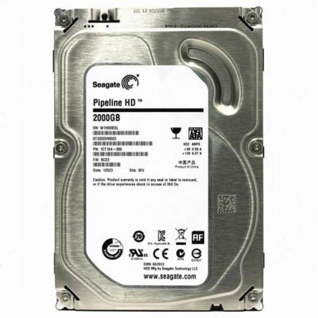 "Жесткий диск 3.5"" 2TB Seagate (ST2000VM003)"