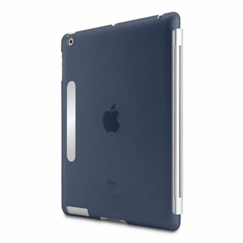 Чехол для планшета Belkin iPad2, iPad3, iPad4 Snap Shield Secure (Navy) (F8N745cwC05)