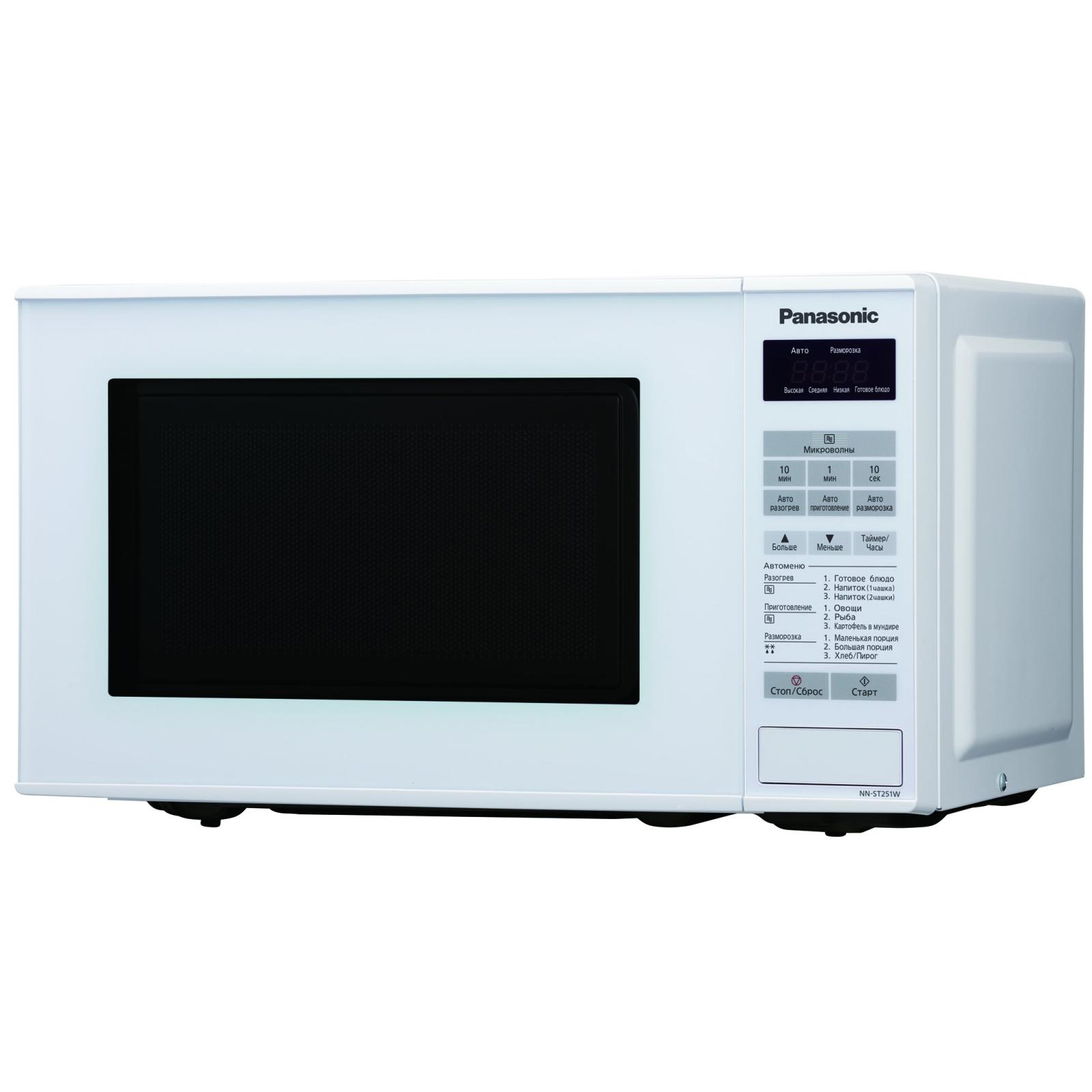 Микроволновая печь PANASONIC NN-GT261WZPE изображение 2