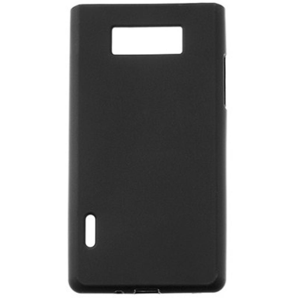 Чехол для моб. телефона Drobak для LG Optimus L7 P705 /Elastic PU (211510)