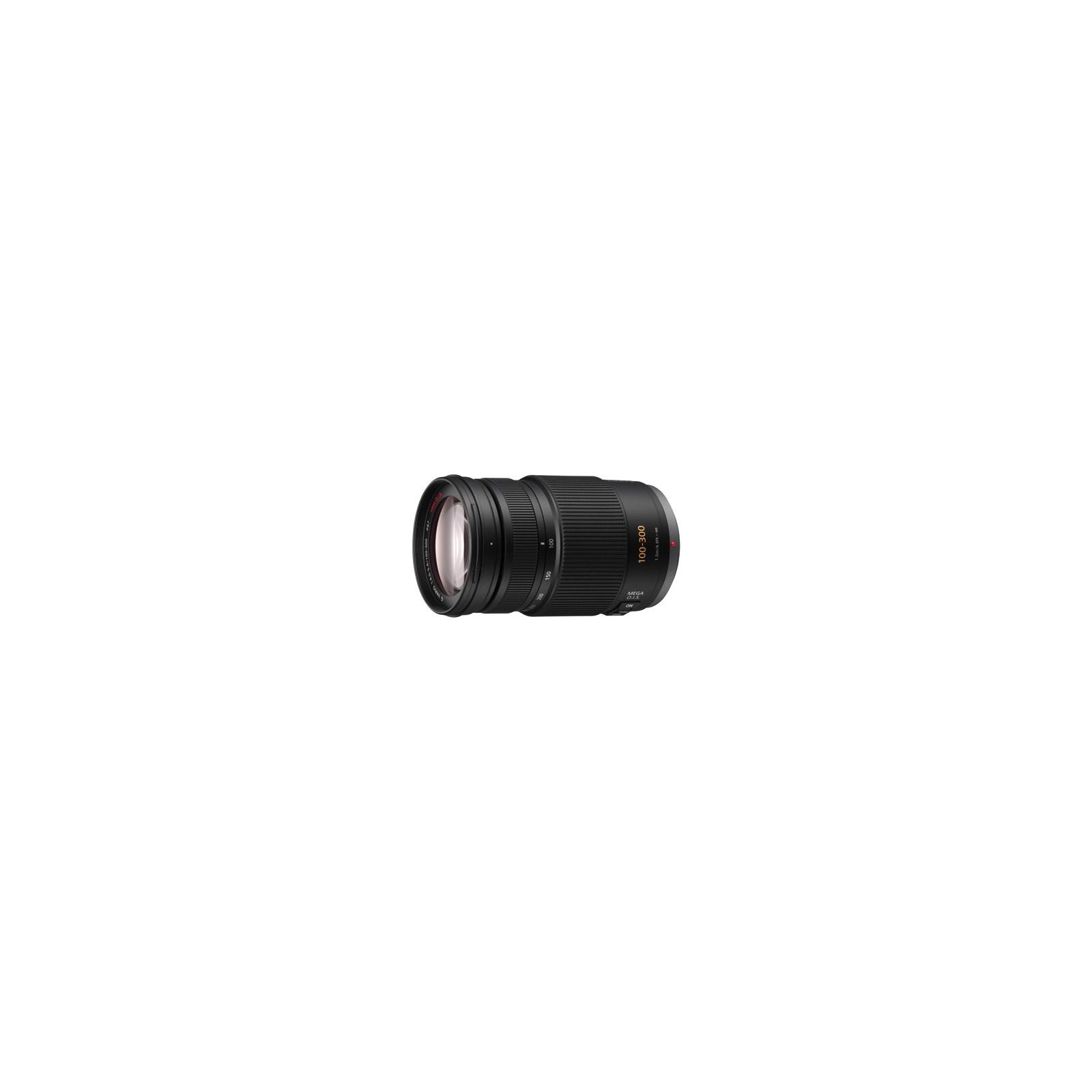 Объектив PANASONIC Lumix G Vario 100-300mm f/4-5.6 Mega O.I.S. (H-FS100300E)
