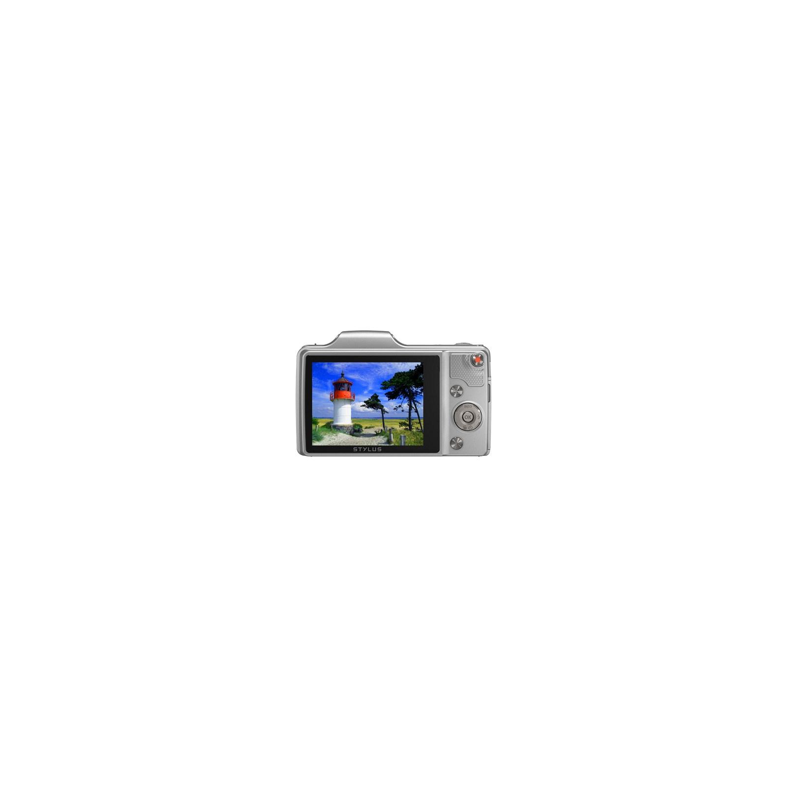 Цифровой фотоаппарат OLYMPUS SZ-15 silver (V102110SE000) изображение 2