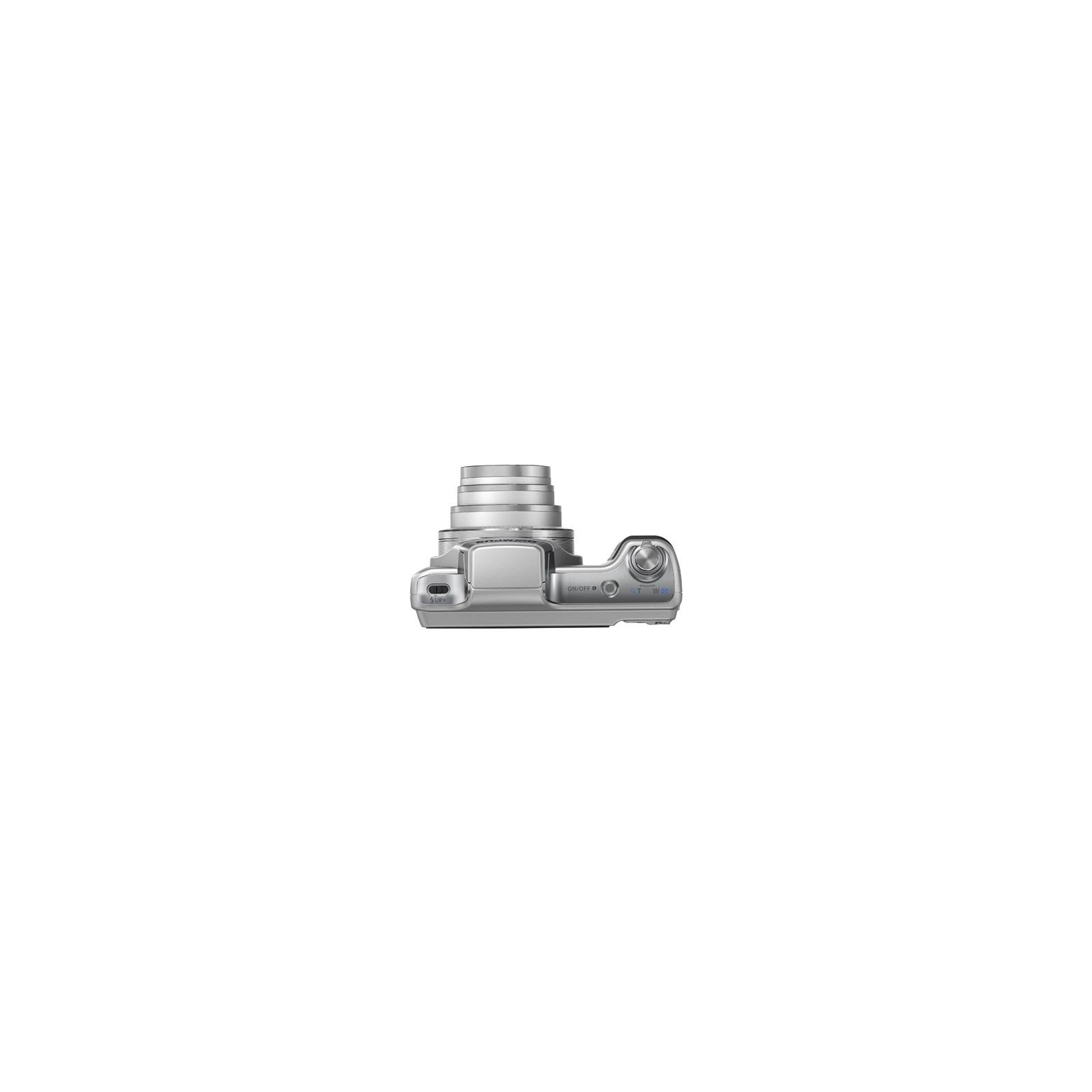Цифровой фотоаппарат OLYMPUS SZ-15 silver (V102110SE000) изображение 3