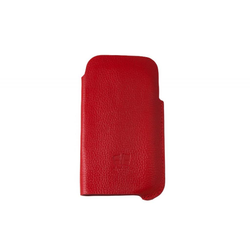 Чехол для моб. телефона Drobak для HTC Desire SV Classic pocket Red (218837) изображение 2
