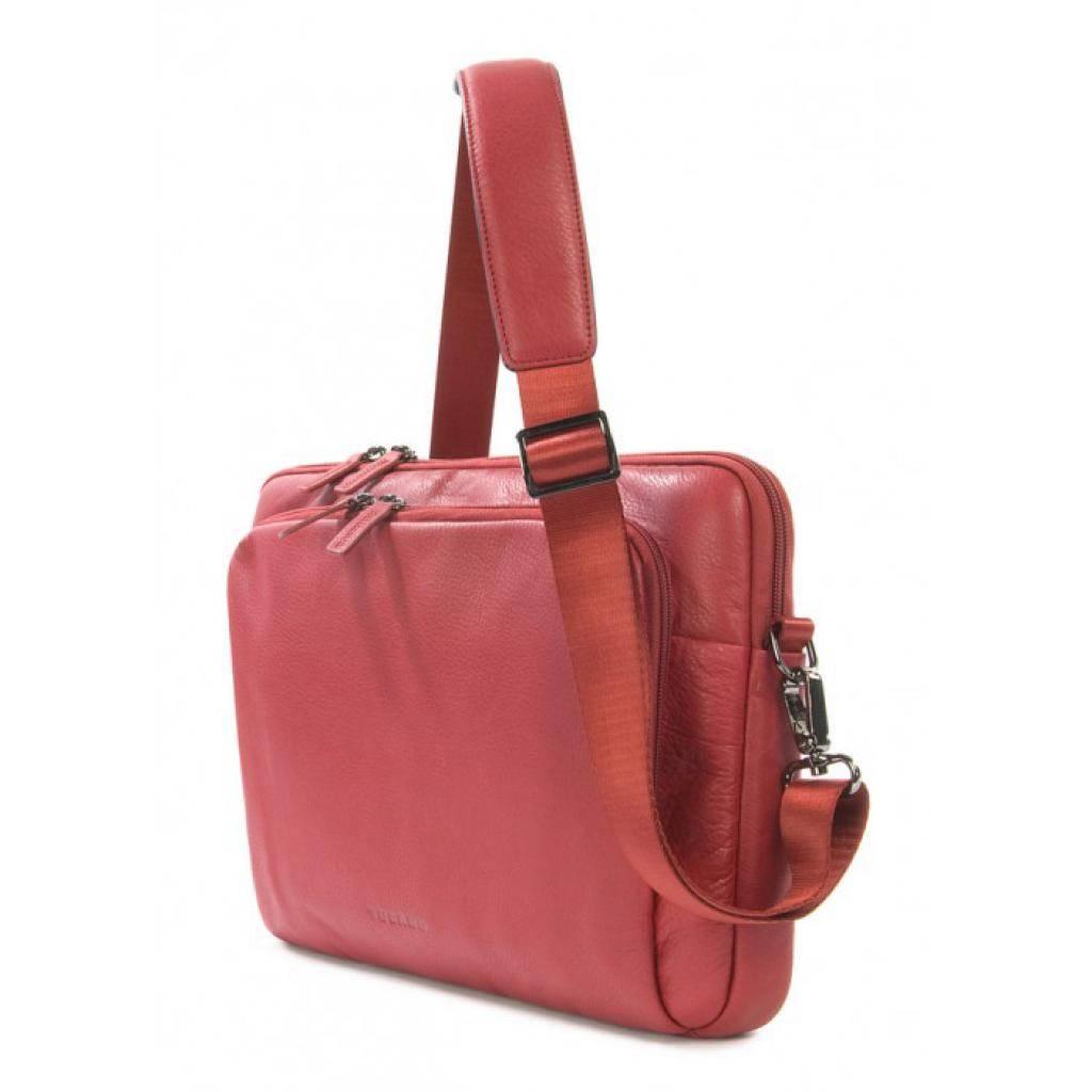 "Сумка для ноутбука Tucano 13"" One Premium sleeve/Red (BFOP13-R) изображение 7"