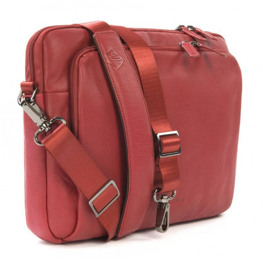 "Сумка для ноутбука Tucano 13"" One Premium sleeve/Red (BFOP13-R) изображение 8"