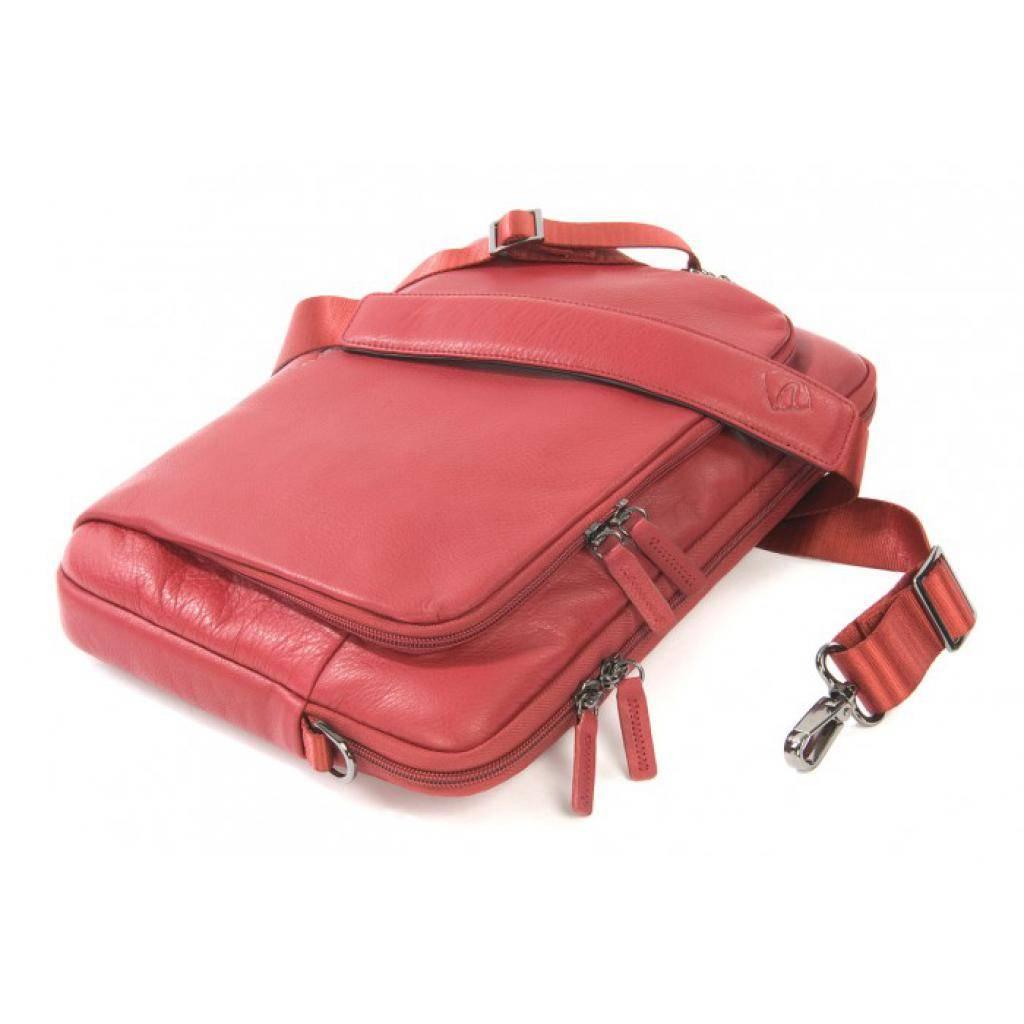 "Сумка для ноутбука Tucano 13"" One Premium sleeve/Red (BFOP13-R) изображение 9"