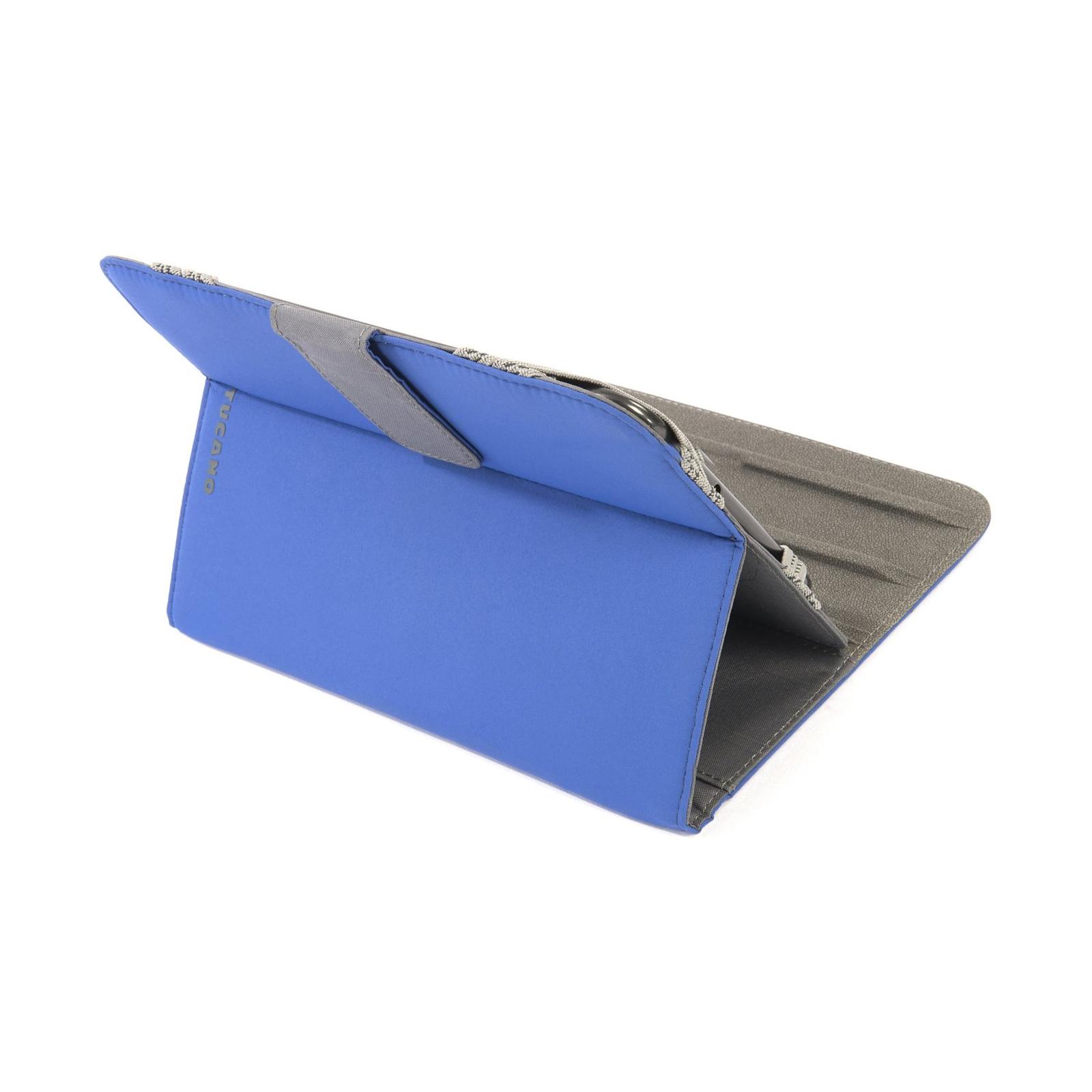 "Чехол для планшета Tucano 7"" Facile Stand Blue (TAB-FA7-B) изображение 6"
