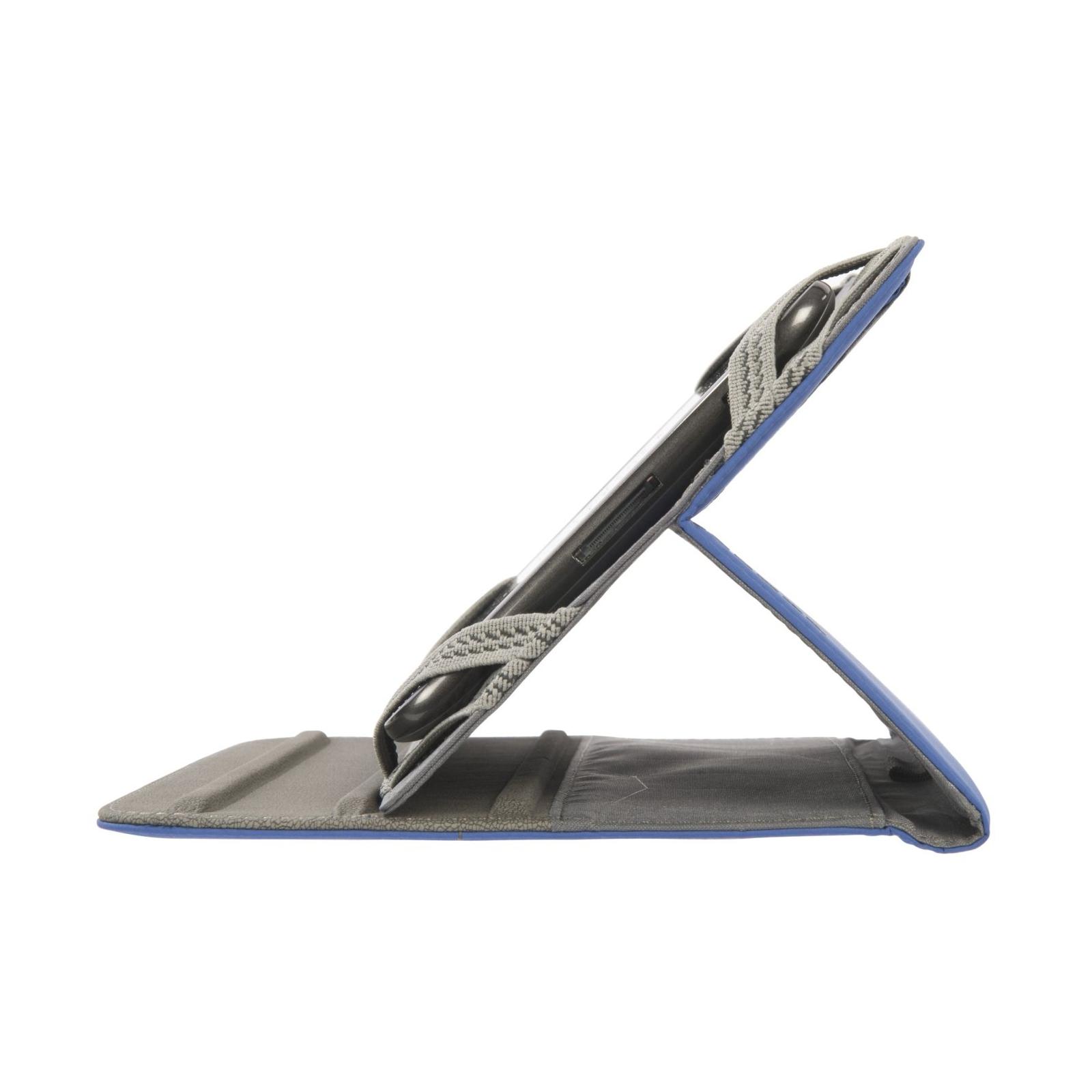 "Чехол для планшета Tucano 7"" Facile Stand Blue (TAB-FA7-B) изображение 9"