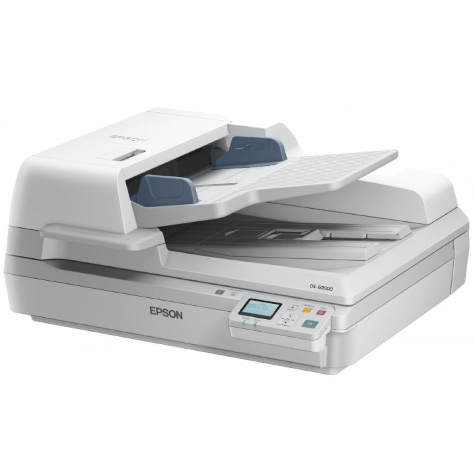 Сканер EPSON WorkForce DS-60000N (B11B204231BT) изображение 2