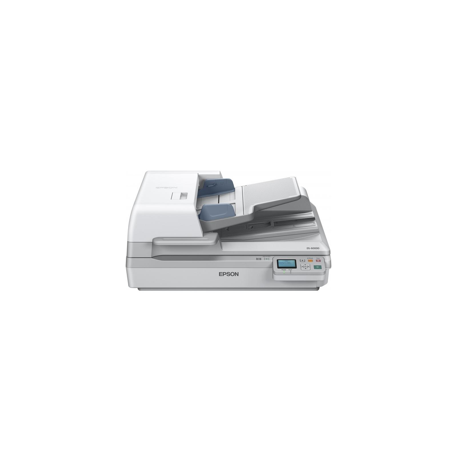 Сканер EPSON WorkForce DS-60000N (B11B204231BT)