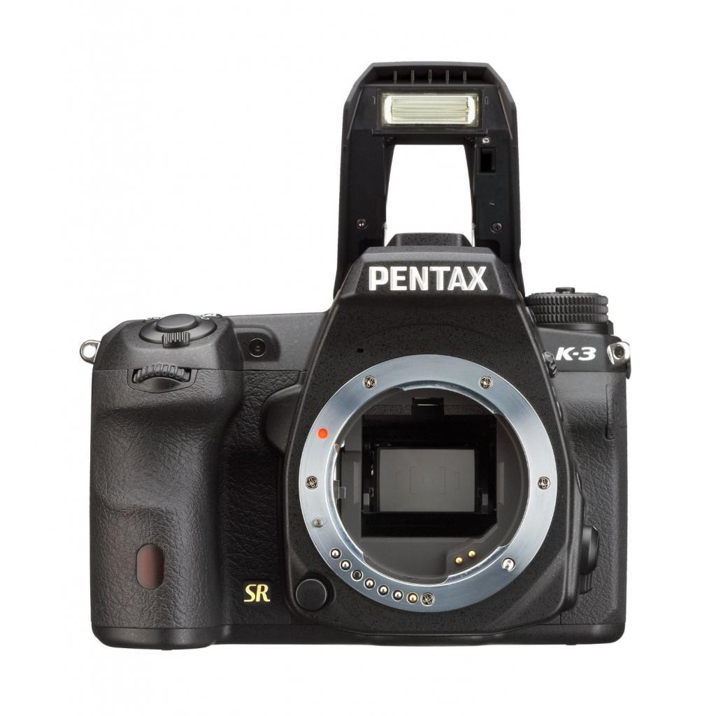 Цифровой фотоаппарат Pentax K-3 body (15529) изображение 2