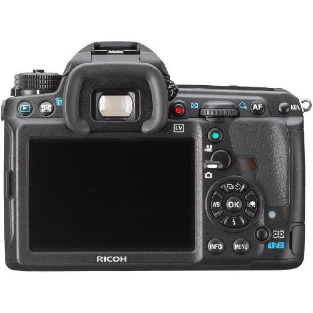 Цифровой фотоаппарат Pentax K-3 body (15529) изображение 3