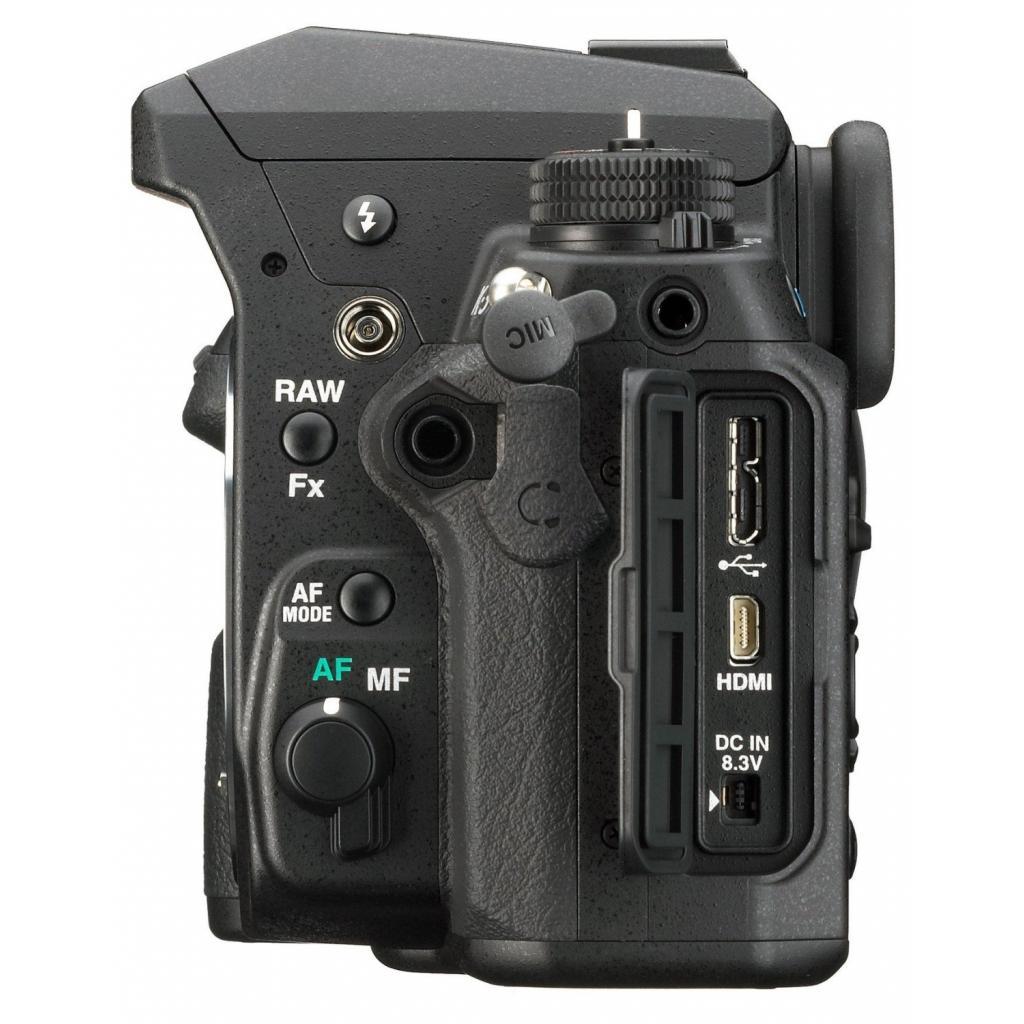 Цифровой фотоаппарат Pentax K-3 body (15529) изображение 4