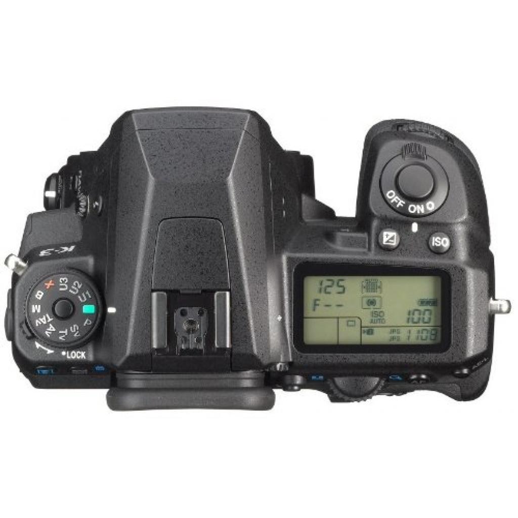 Цифровой фотоаппарат Pentax K-3 body (15529) изображение 6