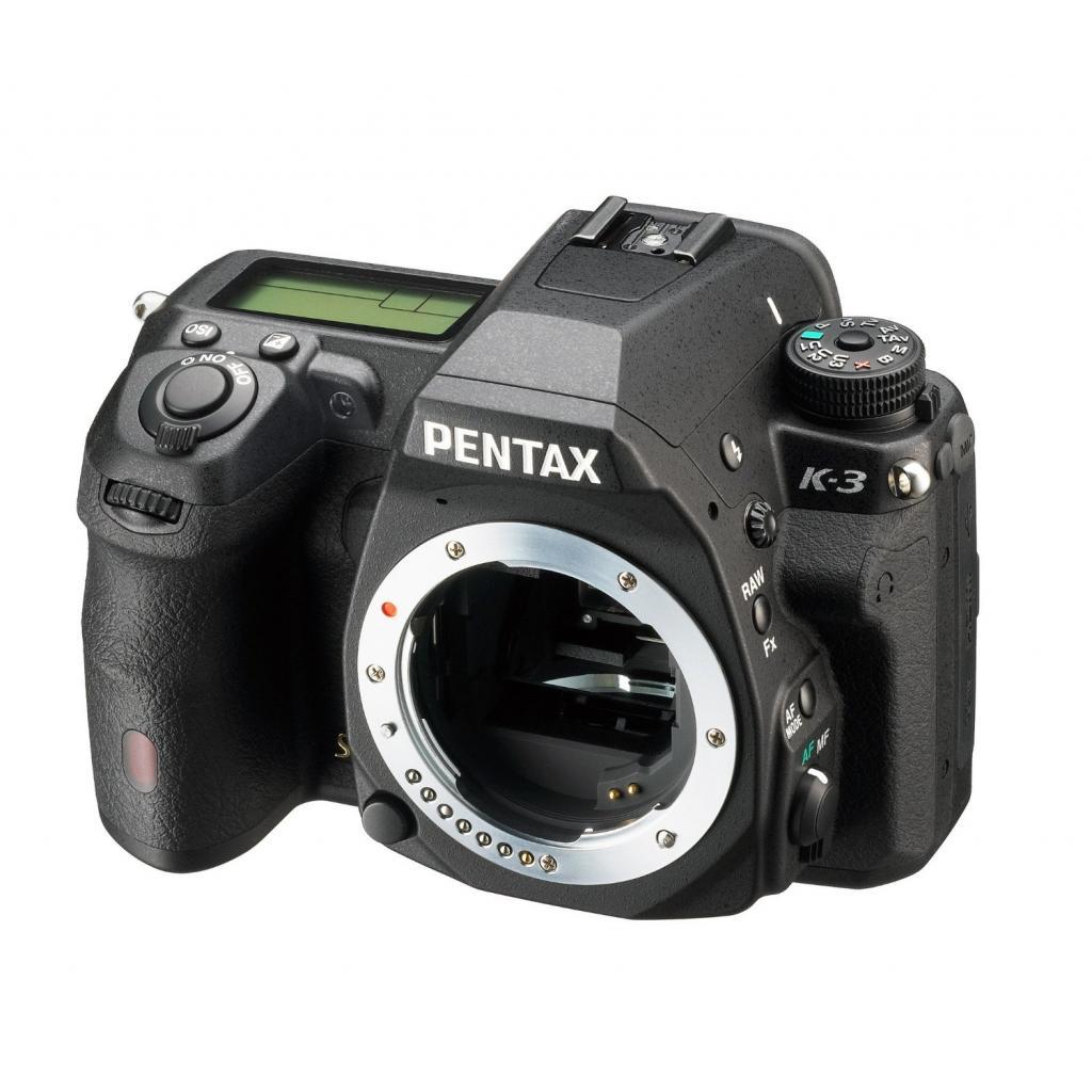 Цифровой фотоаппарат Pentax K-3 body (15529)