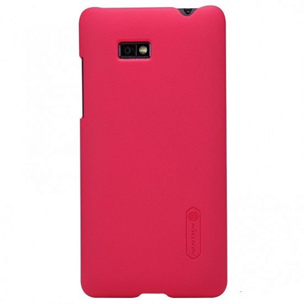 Чехол для моб. телефона NILLKIN для HTC Desire 600 /Super Frosted Shield/Red (6065723)