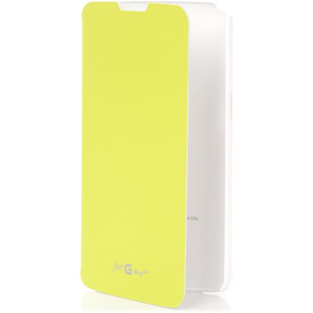Чехол для моб. телефона VOIA для LG D686 Optimus G Pro Lite /Flip/Lime (6093486)