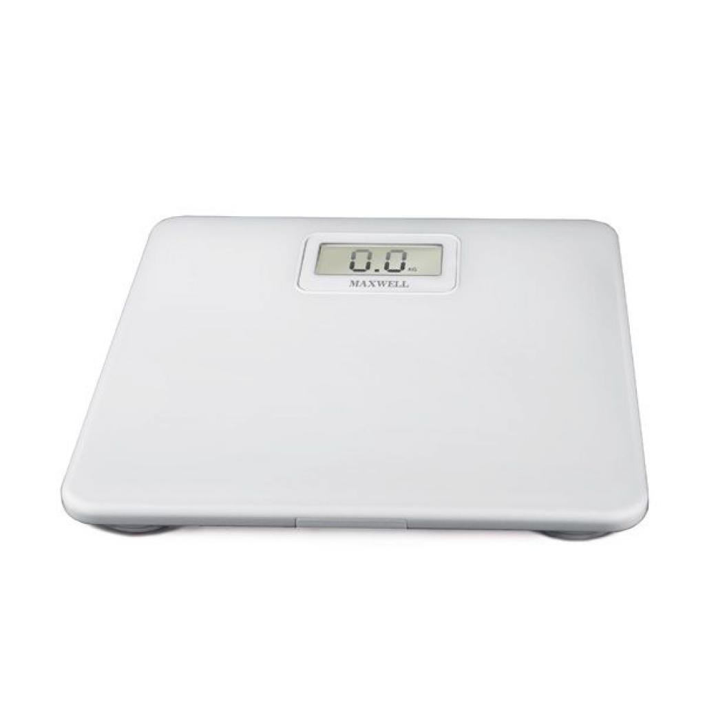 Весы напольные MAXWELL MW-2655 white