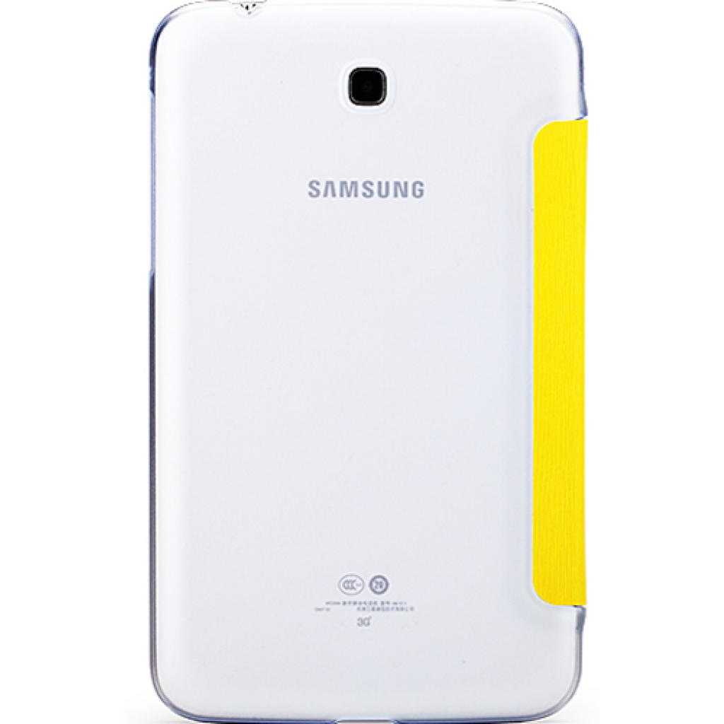"Чехол для планшета Rock Samsung Galaxy Tab3 7"" new elegant series lemon yellow (T2100-31870) изображение 2"