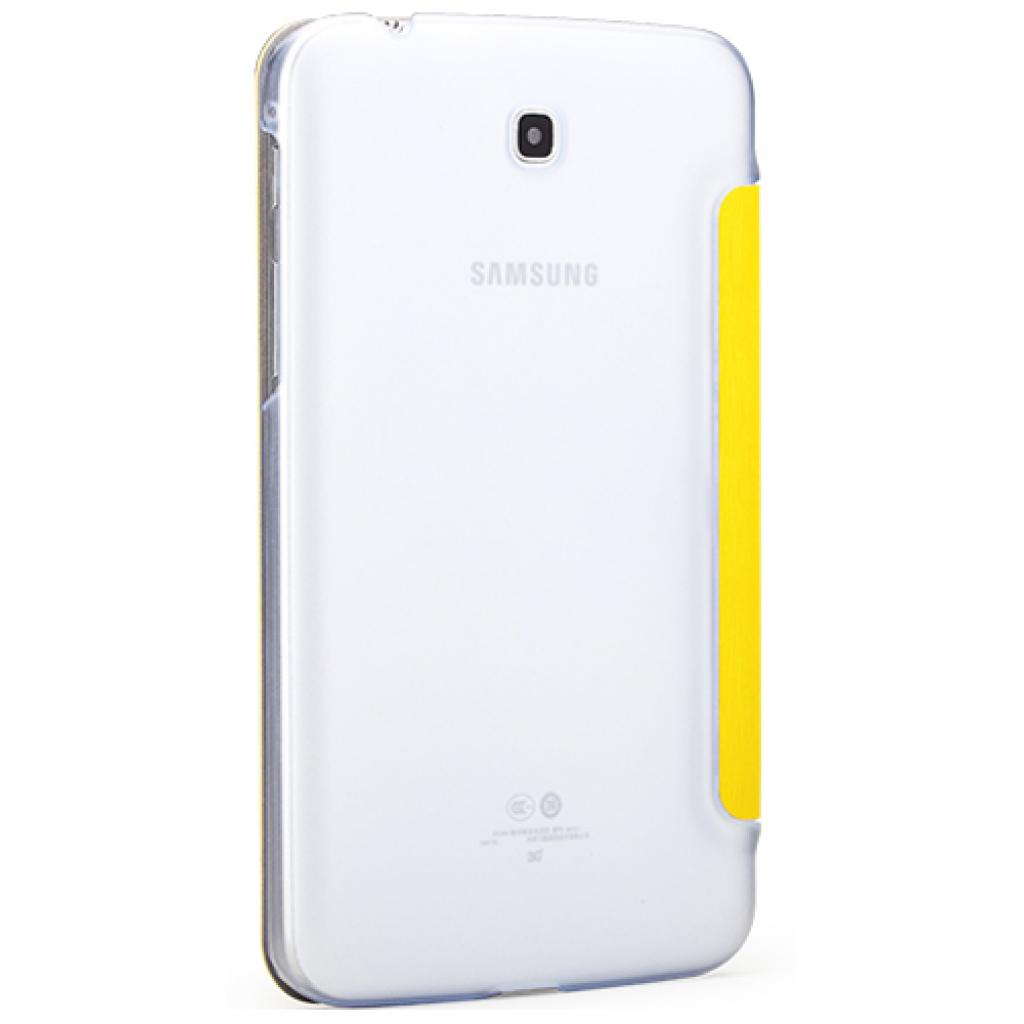"Чехол для планшета Rock Samsung Galaxy Tab3 7"" new elegant series lemon yellow (T2100-31870) изображение 3"