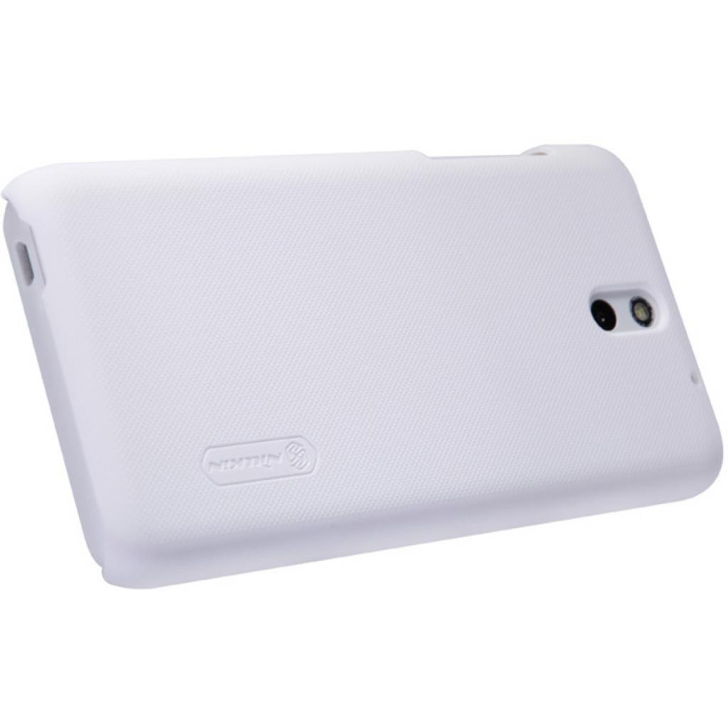 Чехол для моб. телефона NILLKIN для HTC Desire 0 /Super Frosted Shield/White (6154747) изображение 3