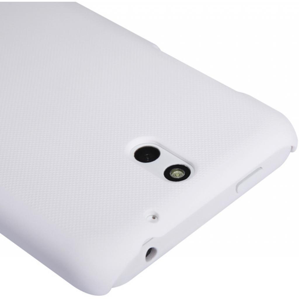 Чехол для моб. телефона NILLKIN для HTC Desire 0 /Super Frosted Shield/White (6154747) изображение 4