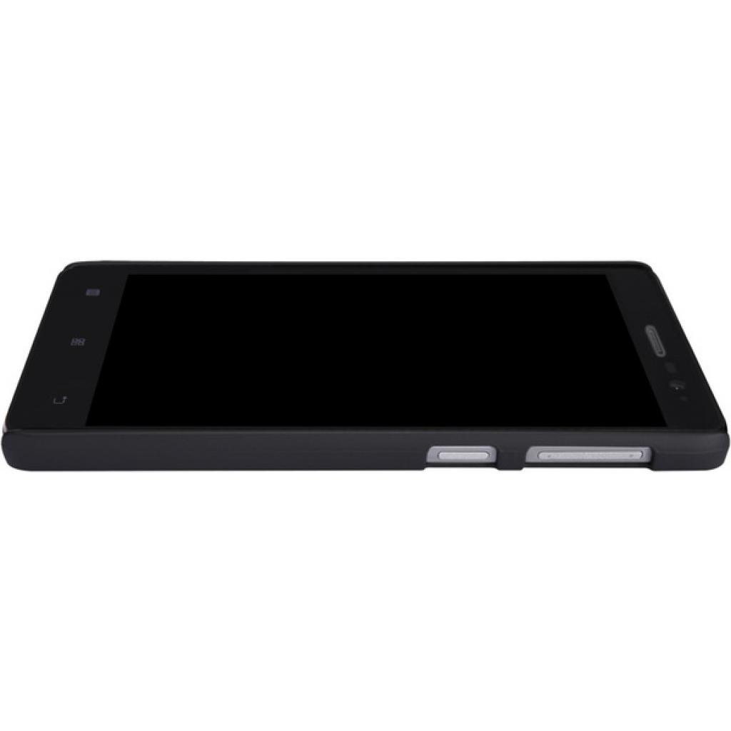 Чехол для моб. телефона NILLKIN для Lenovo S860 /Super Frosted Shield/Black (6147139) изображение 4