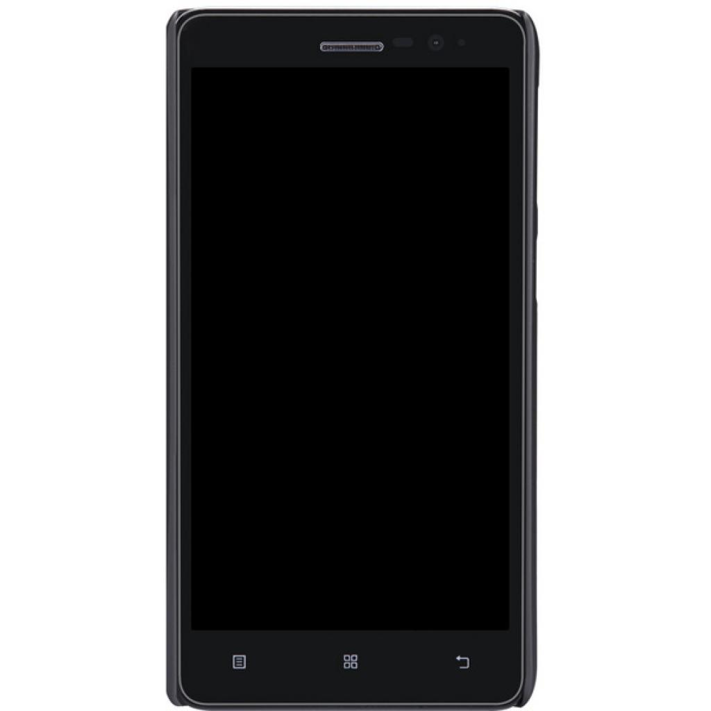 Чехол для моб. телефона NILLKIN для Lenovo S860 /Super Frosted Shield/Black (6147139) изображение 5