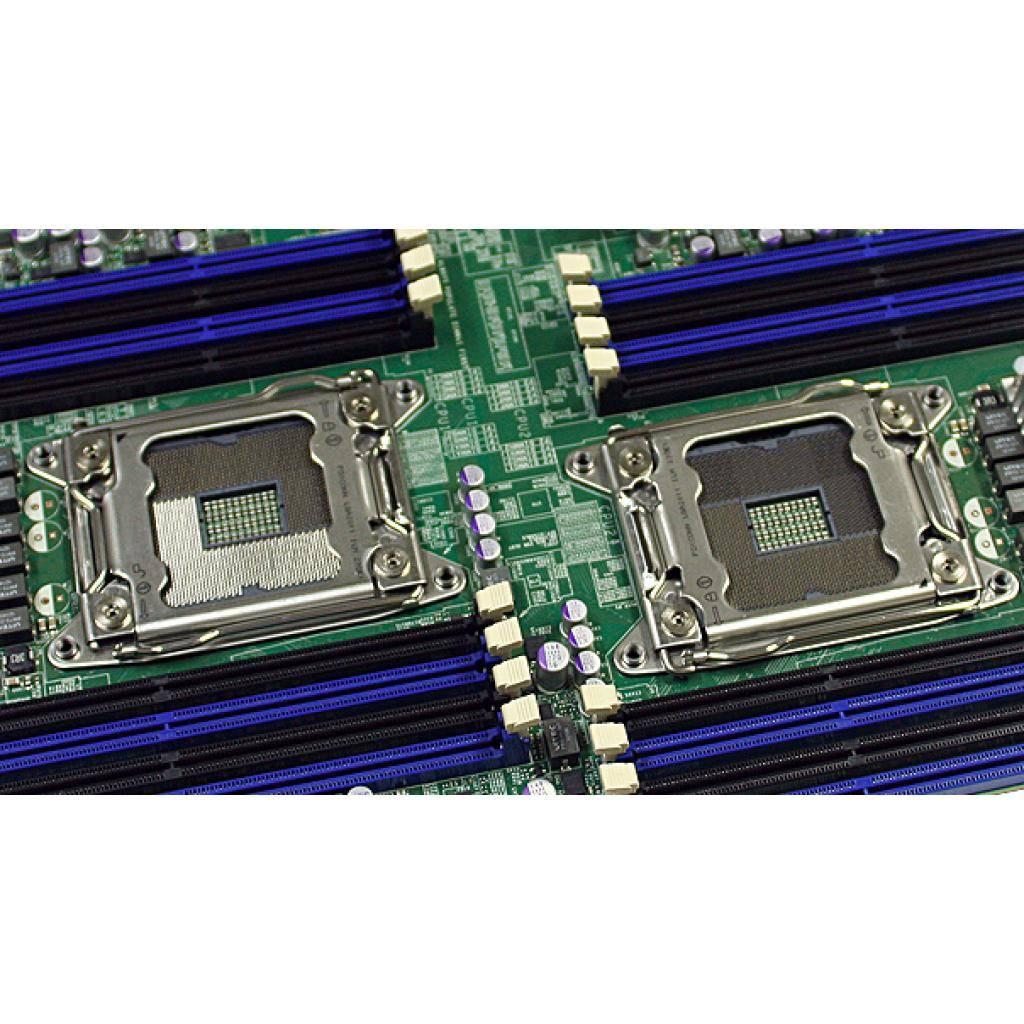 Серверная МП Supermicro MBD-X9DRI-F-B изображение 5
