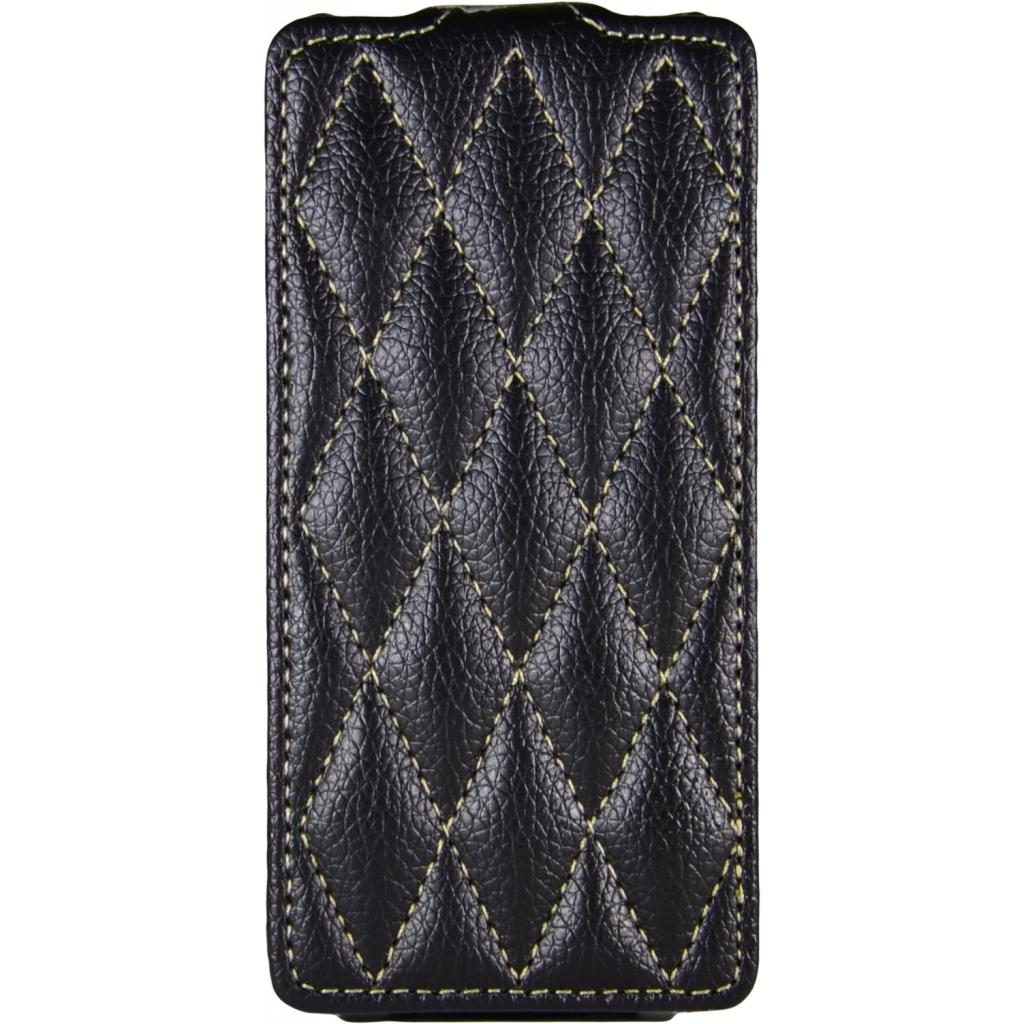Чехол для моб. телефона Carer Base для iPhone 5/5S black grid (i-Carer iPhone 5/5S grid)