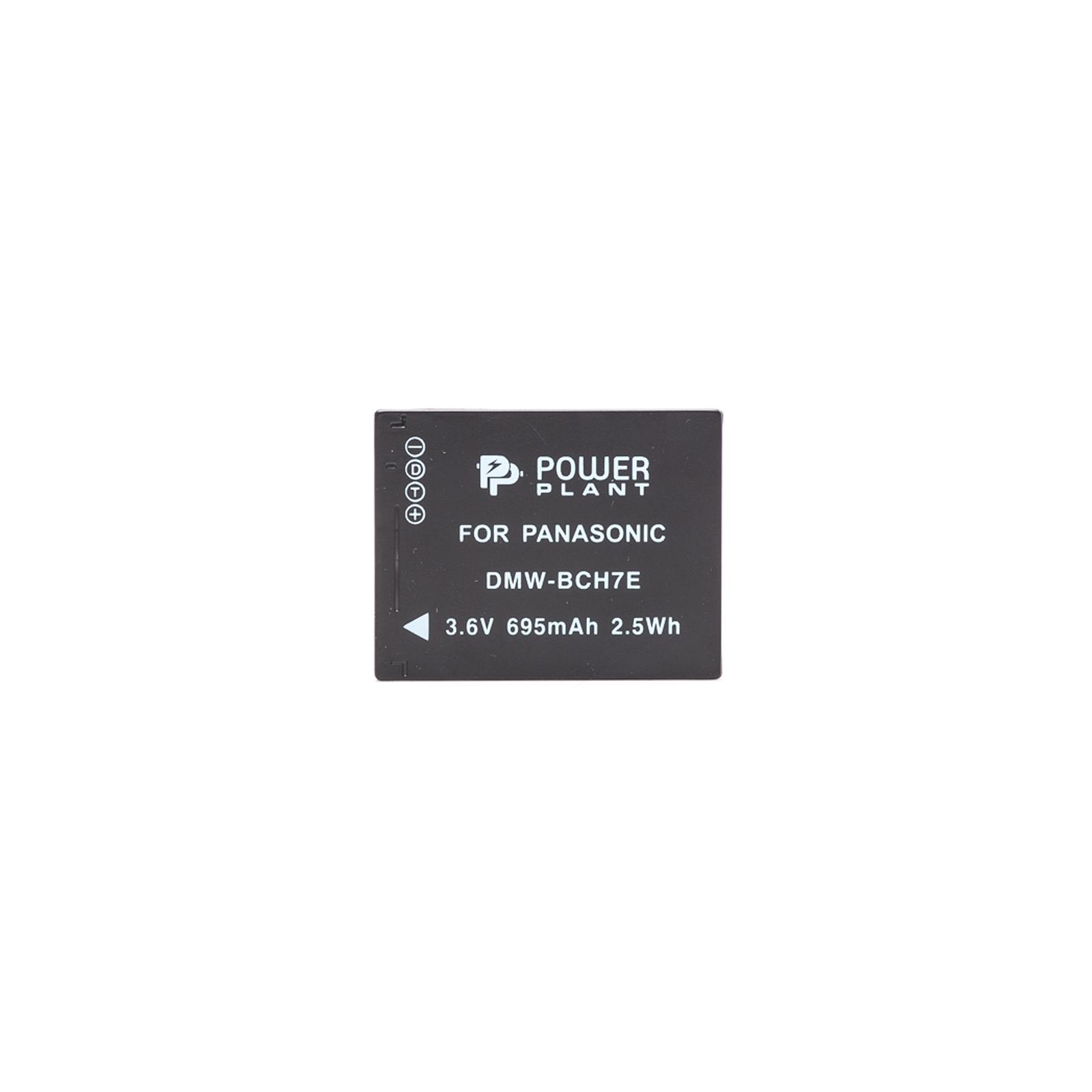 Аккумулятор к фото/видео PowerPlant Panasonic DMW-BCH7E (DV00DV1268)