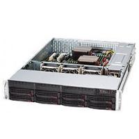 Корпус для сервера CSE-825TQ-600LPB Supermicro