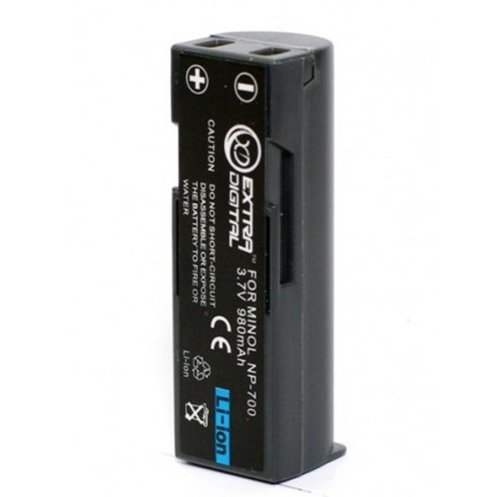 Аккумулятор к фото/видео EXTRADIGITAL Minolta NP-700, SLB-0637, DB-L30, D-LI72 (DV00DV1055) изображение 2